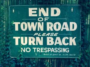 Trespassing